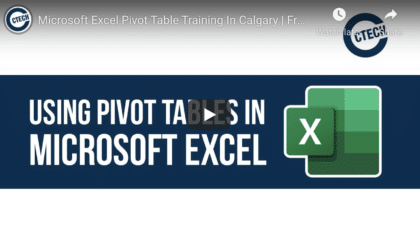Benefits of Using Excel Pivot Tables